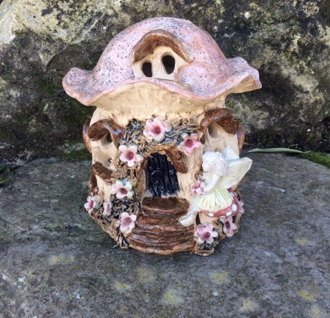 Fairy House Money Box